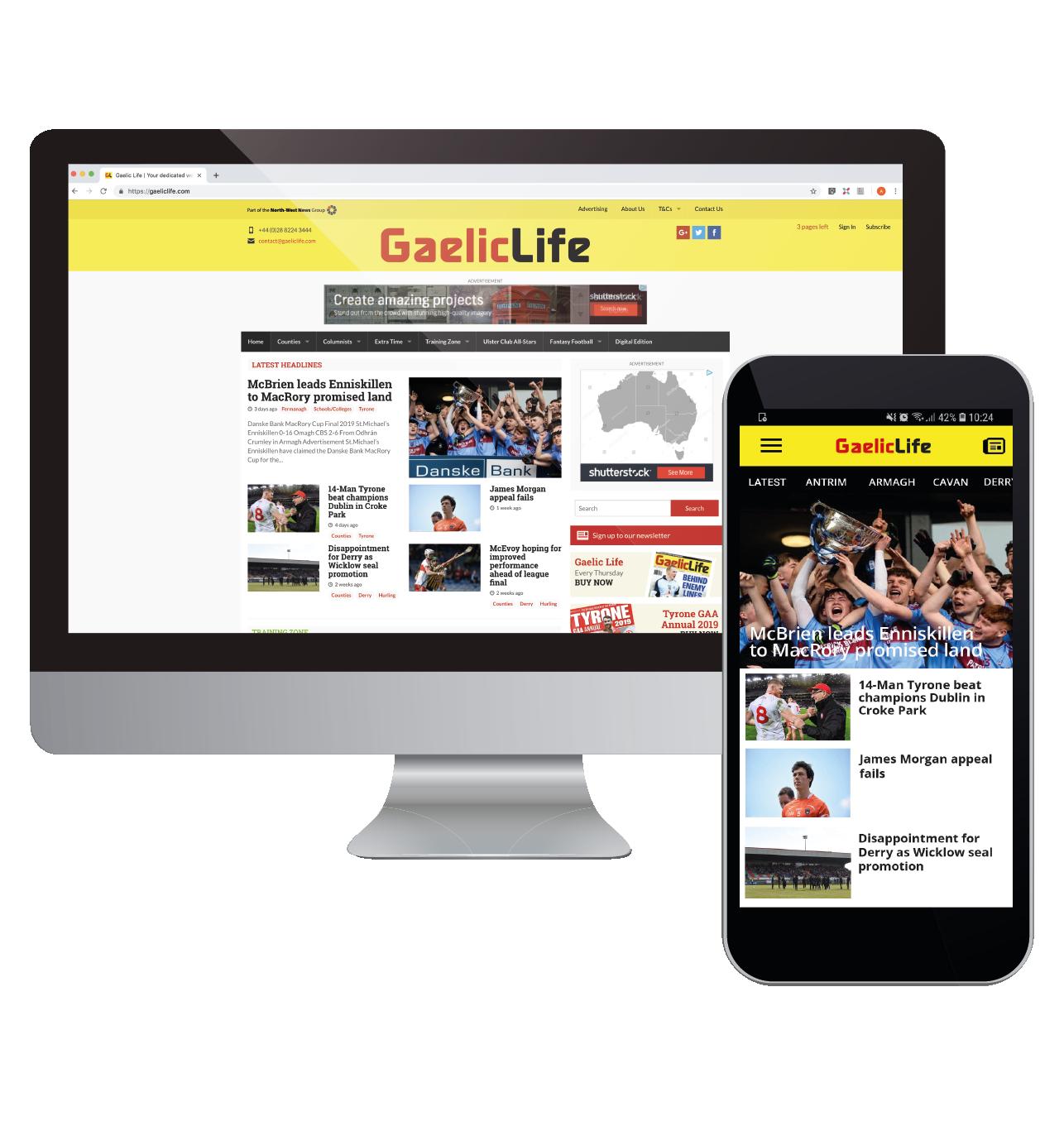 Gaelic Life App