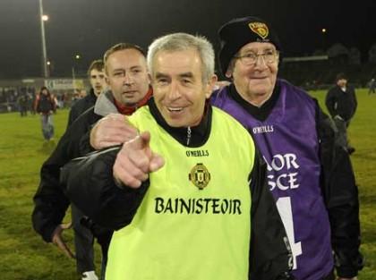 TOUGH PICKS...Pete McGrath has selected his 15