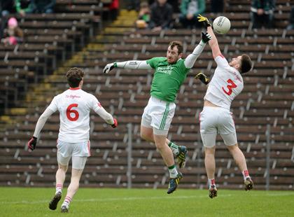 Fermanagh's Sean Quigley