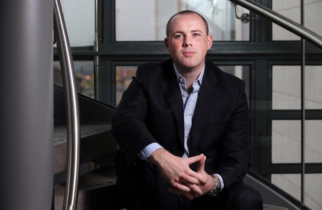 Fergus Connolly, renowned sports consultant and adviser to Dublin GAA manage Jim Gavin.Photo: Tony Gavin 26/9/2013
