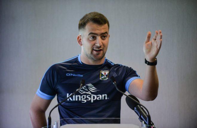 Cavan Footballer Alan O'Mara