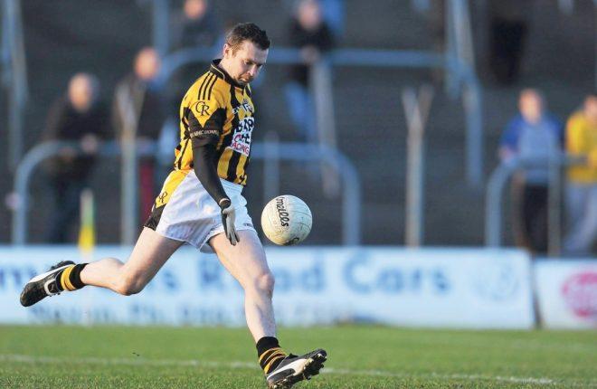 Having a reliable forward like Oisin McConville was key to Crossmaglen's success