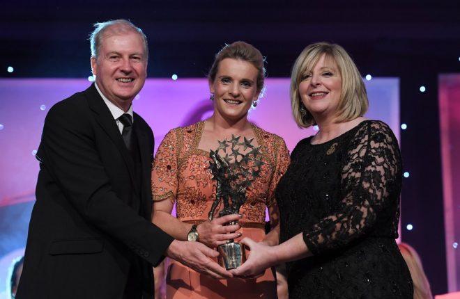 Briege Corkery wins her 10th Allstar award
