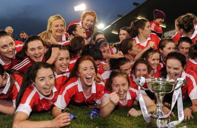 Donaghmoyne won the Al-Ireland Ladies football senior club championship final