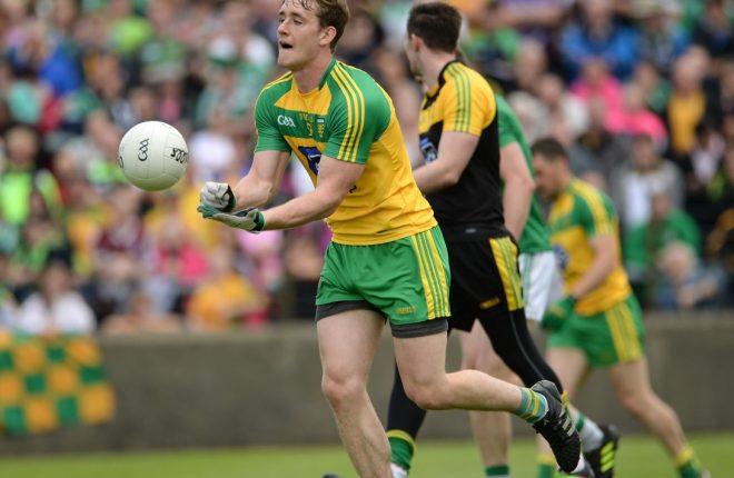 Donegal's Hugh McFadden