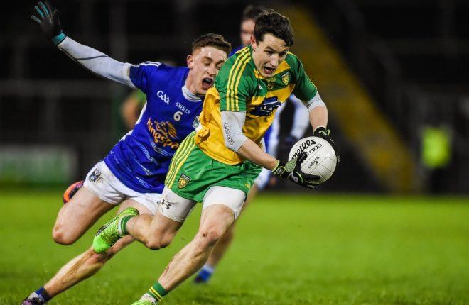 Donegal's Eoin McHugh